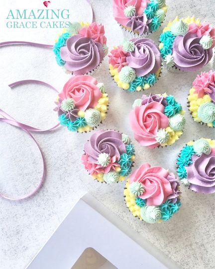 Amazing Grace Cakes