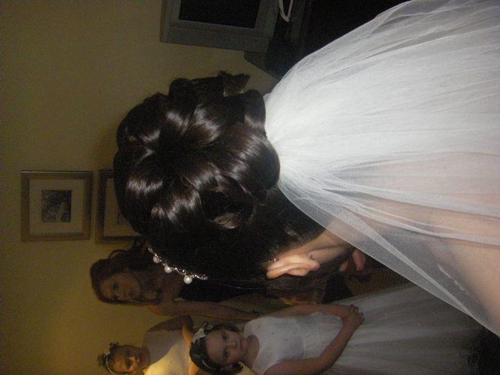Wedding Day Hairstylist
