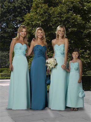 Lindsey Bridemaid Dresses
