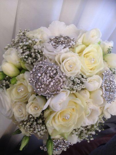 Bling fresh bouquet
