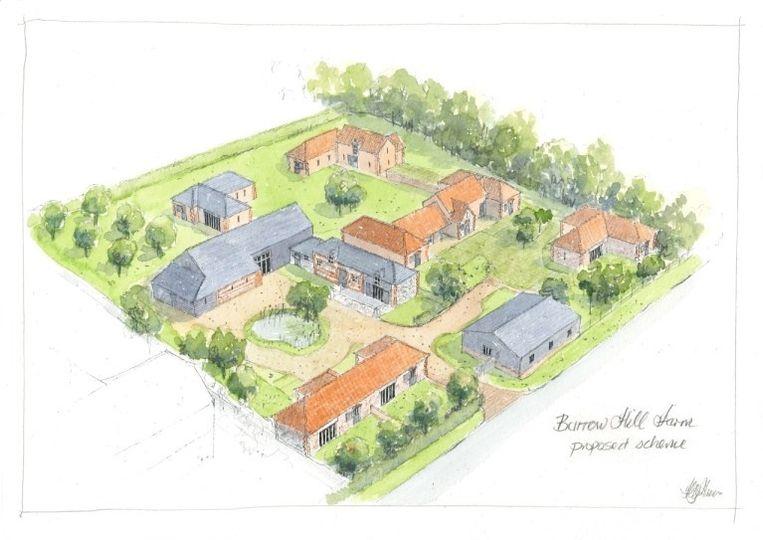Barrow Hill Barns 1