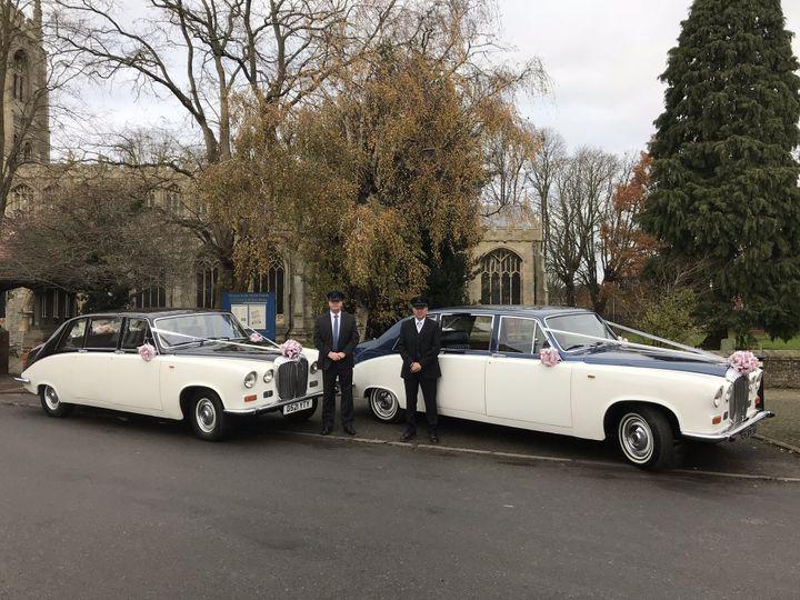 Both Daimlers
