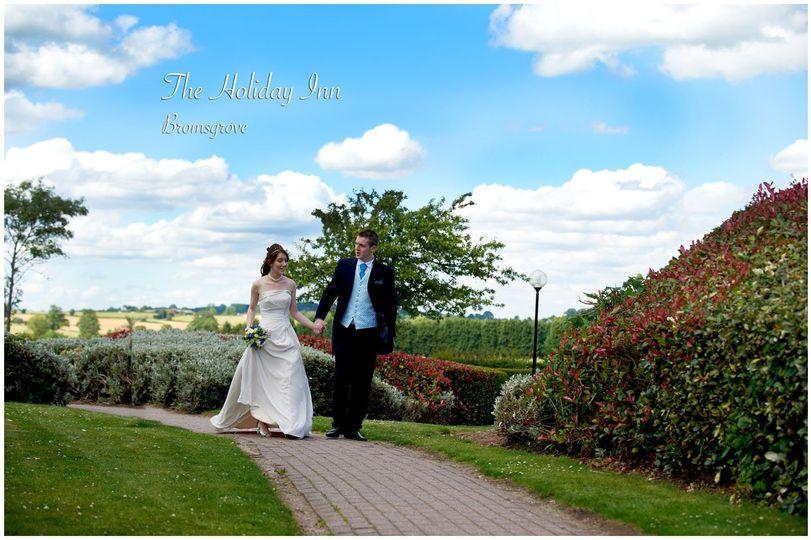 Weddings at the Holiday Inn Birmingham Bromsgrove