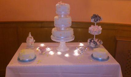Celebration Cakes at Bijou