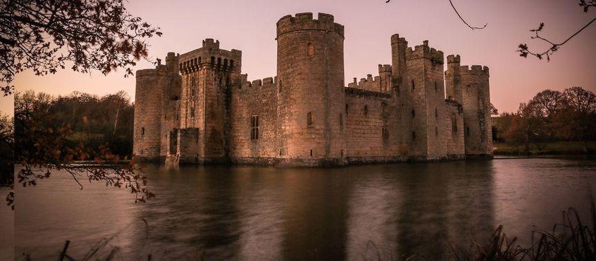 Bodiam Castle 4