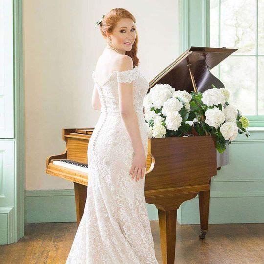 Lupton house bride