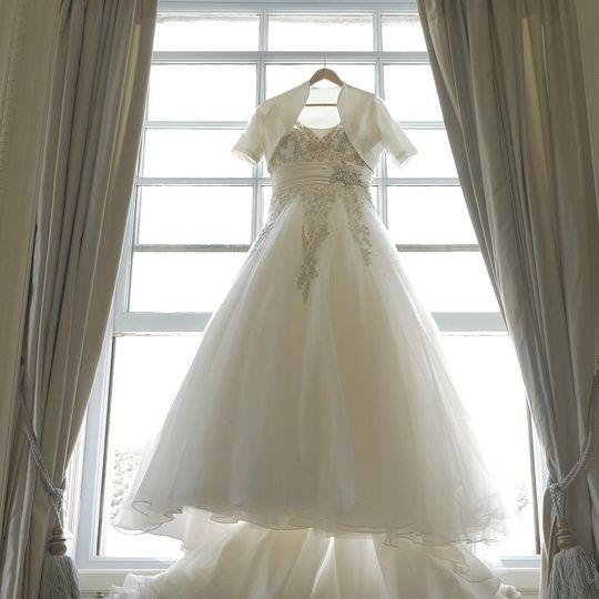 Wedding dress - Memorable Day Films Ltd