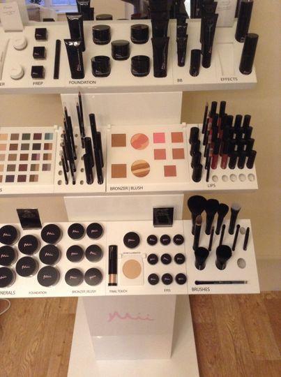 Mii professional Cosmetics