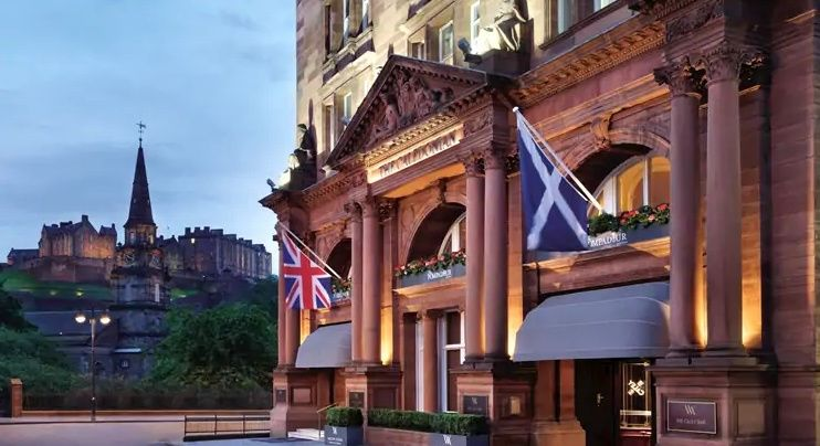 Waldorf Astoria Edinburgh – The Caledonian 1