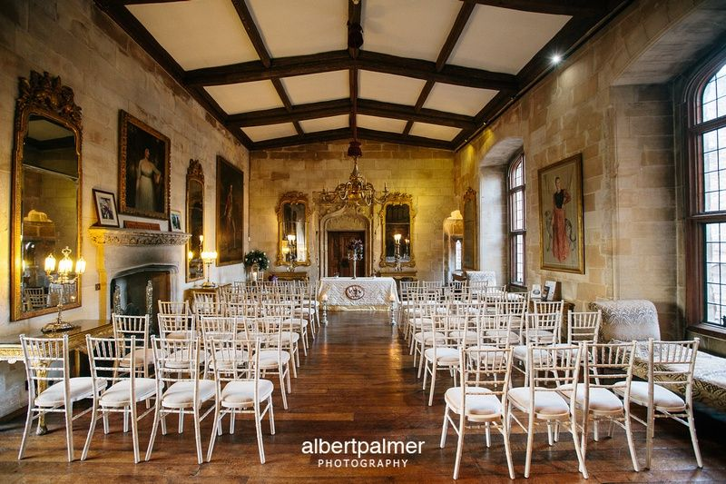 Ceremony in the Long Drawing Room