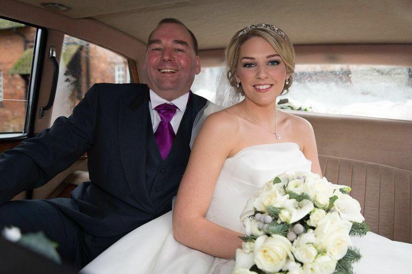 Xmas bride Charlotte