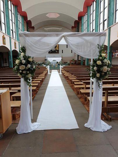 Arc for church