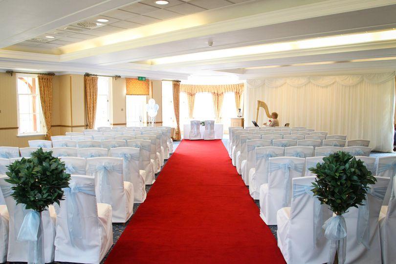 Arden Suite Civil Ceremony