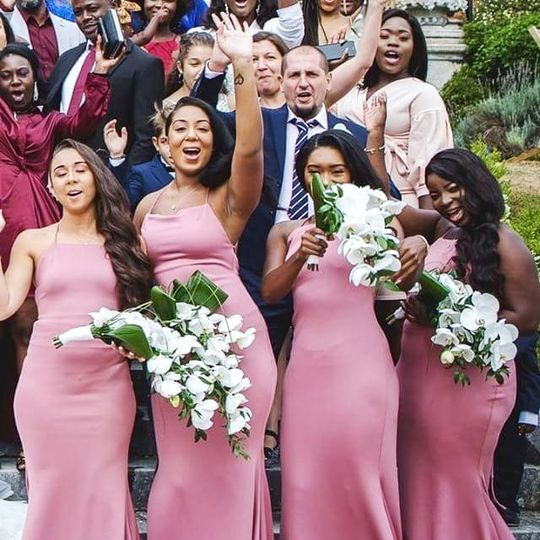 BRIDESMAID|We ❤︎ our customers