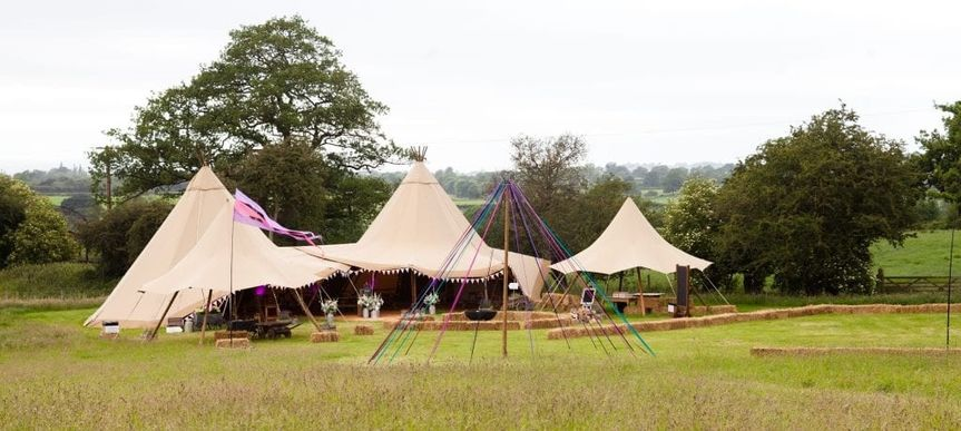 Maypole Tipi @ The Fields Farm 6
