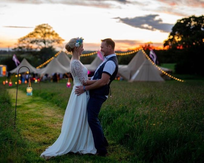 Maypole Tipi @ The Fields Farm 24