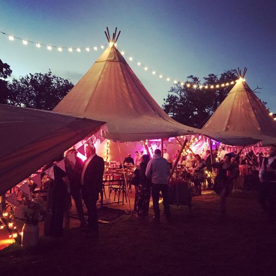 Maypole Tipi @ The Fields Farm 31