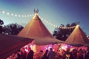 Maypole Tipi @ The Fields Farm
