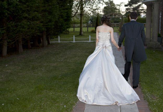 Lynsey and Michael wedding