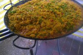 Benjamin Catering Paella