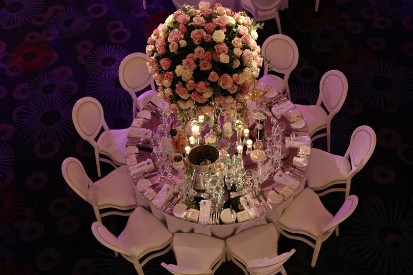 Stunning table settings