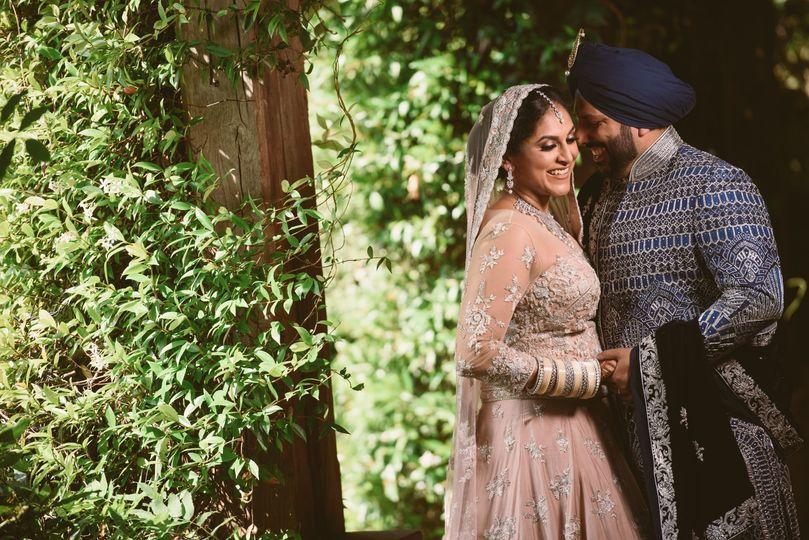 Real bride by Ganga