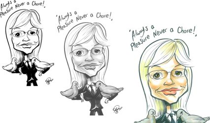 Adams Crazy Caricatures