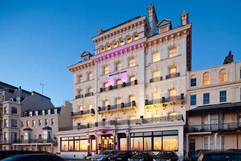Mercure Brighton Seafront Hotel 28