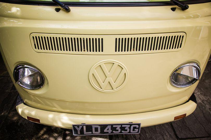 Eddie the VW