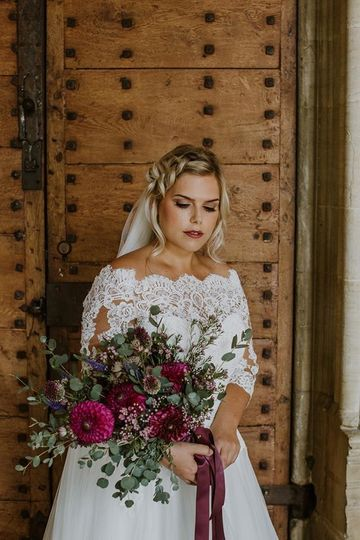 Beauty, Hair & Make Up Oxford Wedding Hair & Makeup 8
