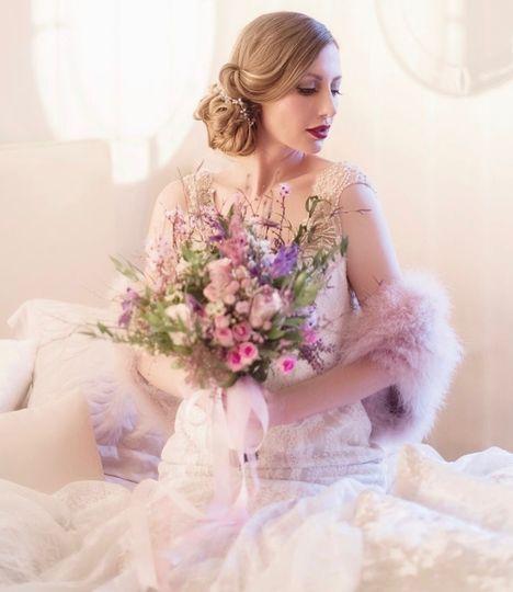 Beauty, Hair & Make Up Oxford Wedding Hair & Makeup 67