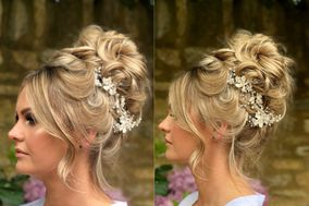 Oxford Wedding Hair & Makeup