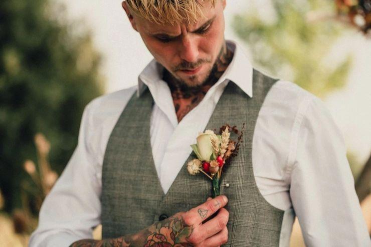 Matching buttonhole