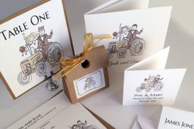 Cool Wedding Stationery