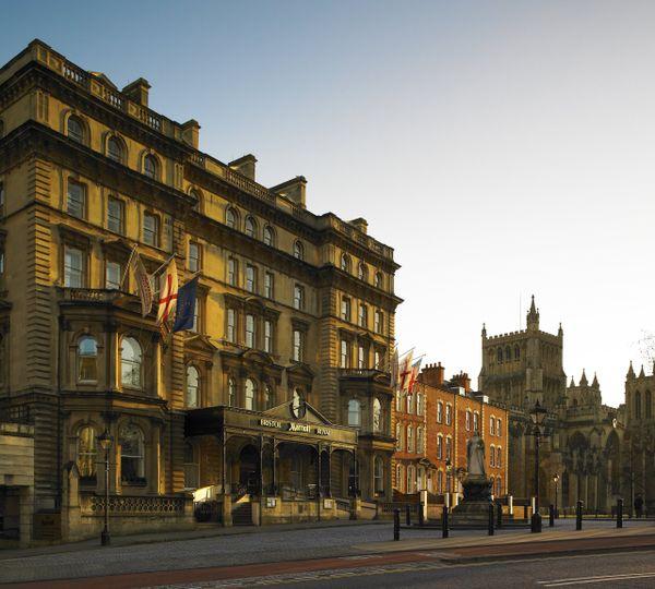 Bristol Marriott Royal Hotel 14
