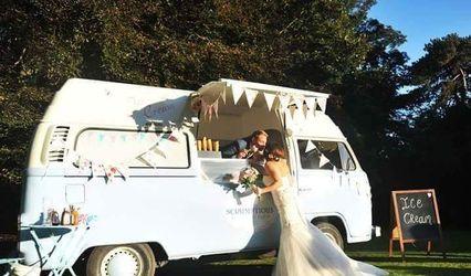 Truly Scrumptious Catering Van - Food Truck