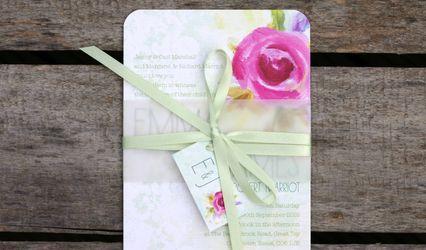 Ivy Ellen Wedding Stationery