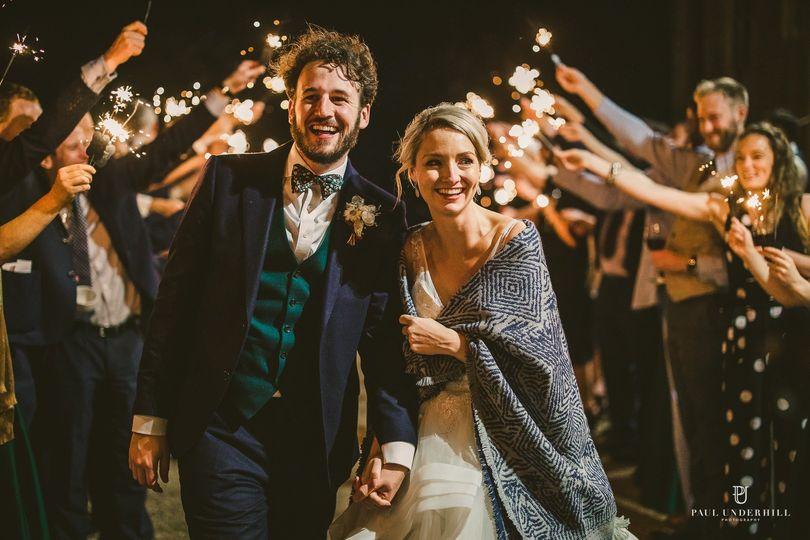 Pylewell wedding