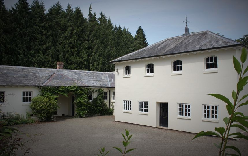 The Coach House and Courtyard