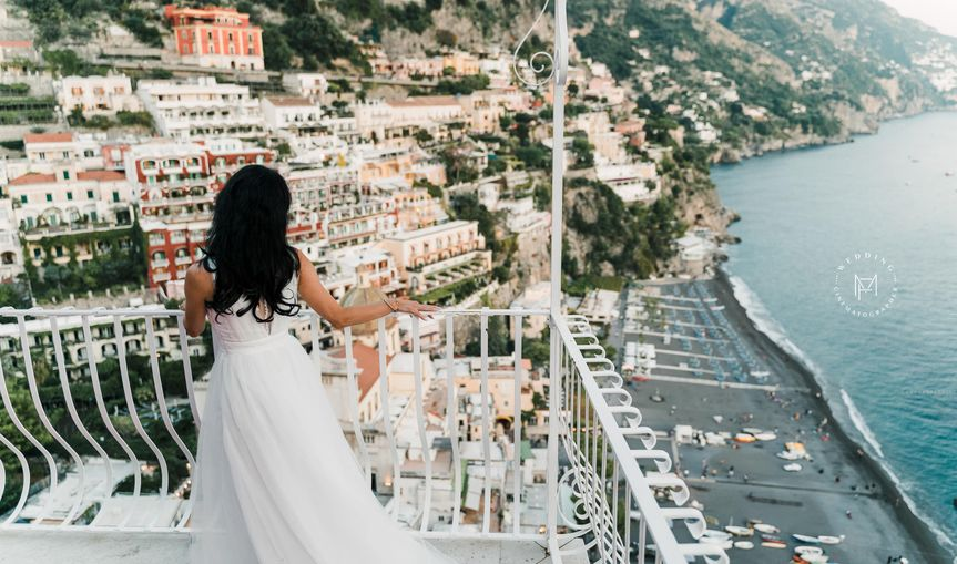 Destination Wedding Videograph