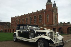 Finest Wedding Cars