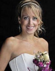 Complete bridal look