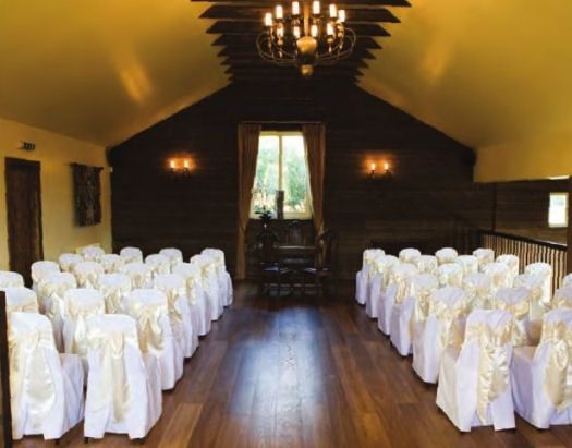 Ceremony Chair Cover