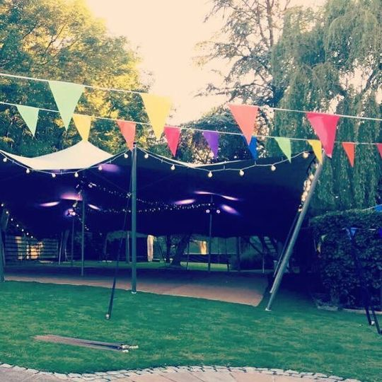 Marquee Hire Bowland Marquees 2