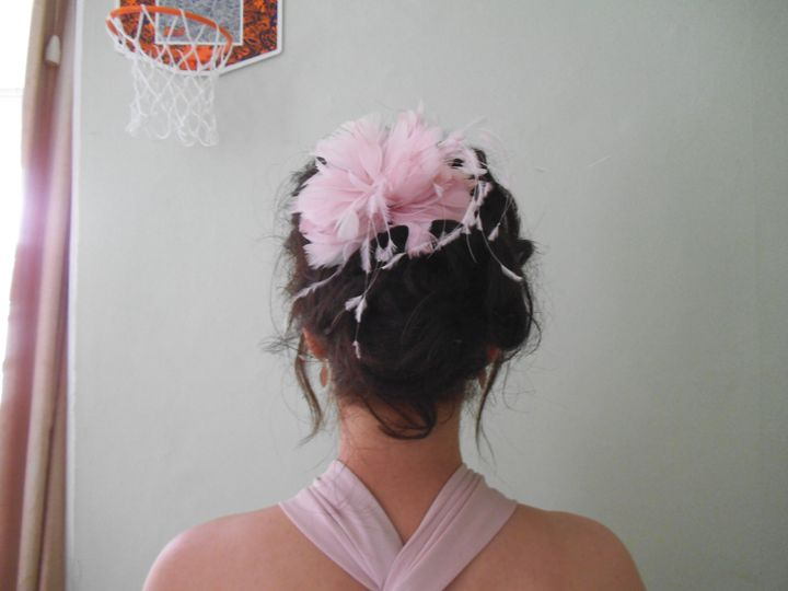 Updo for any occasion