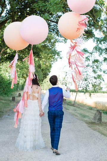 Confetti and Bubbles Bubblegum Balloons 53