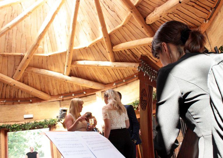 Thorpe on the Hill Wedding