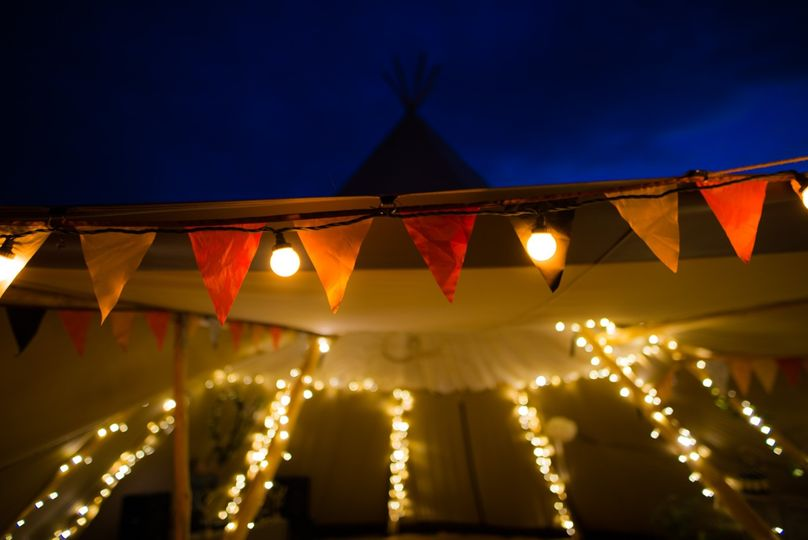 Marquee Hire Covered in Style 10