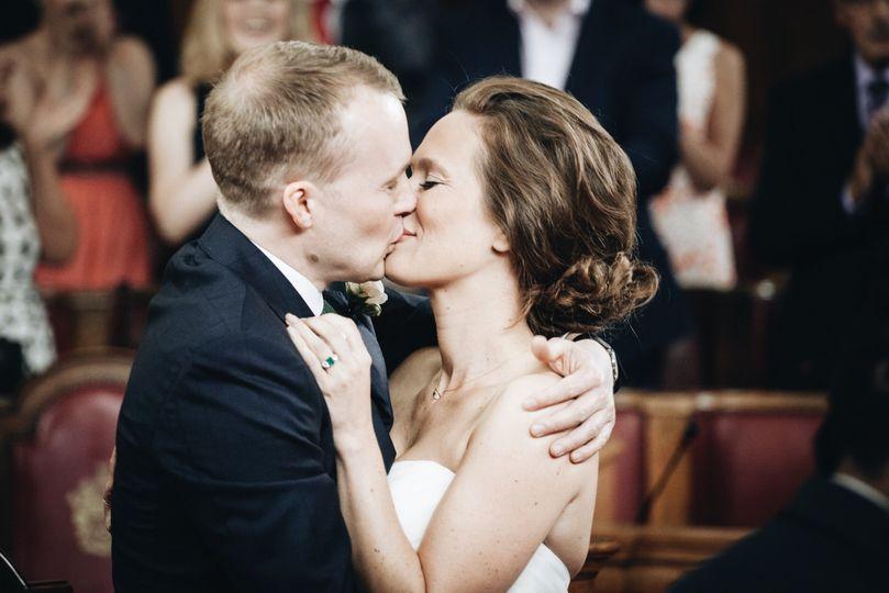 Marta Ilardo Photography - A shared kiss
