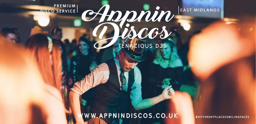 Music and DJs Appnin Discos #TenaciousDJs 6